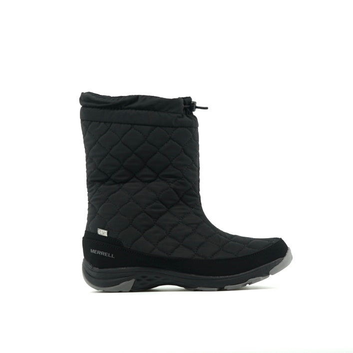 Women's Approach Pull On Waterproof - Black - The Grinning Goat