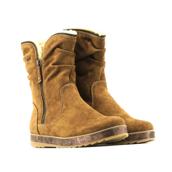 Olena Boot - Brown