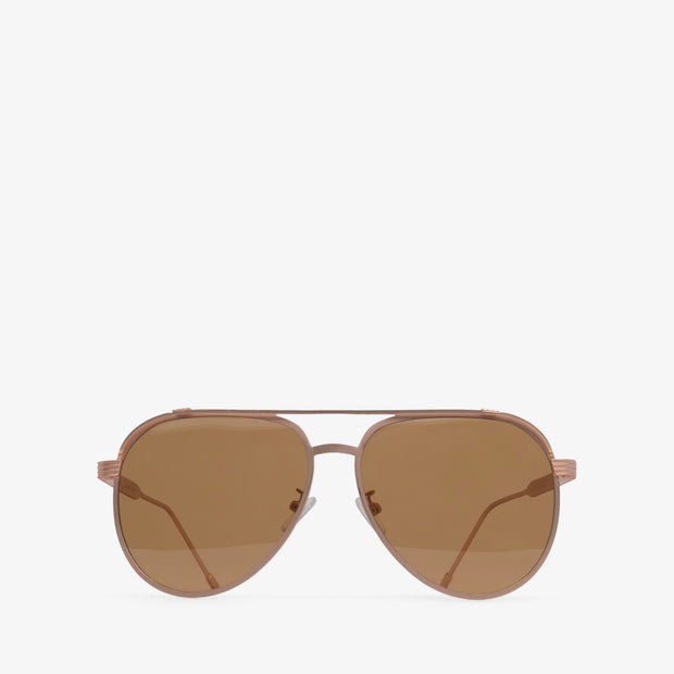 Miguel Sunglasses - Rose/Gold