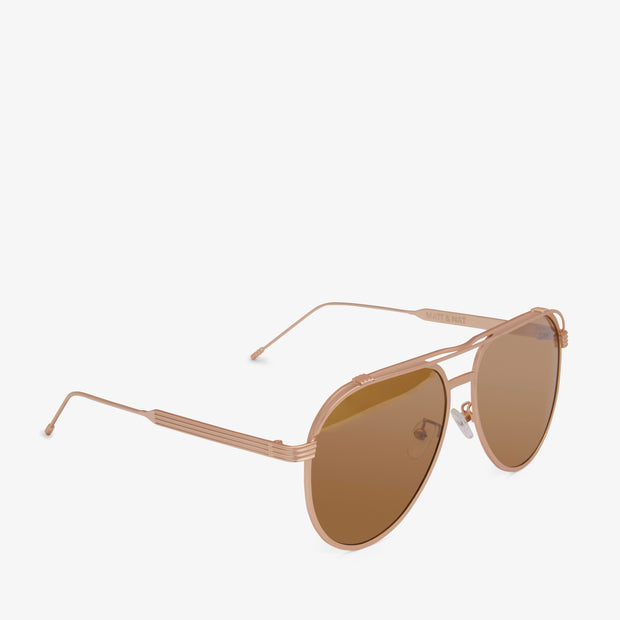 Miguel Sunglasses - Rose/Gold - The Grinning Goat