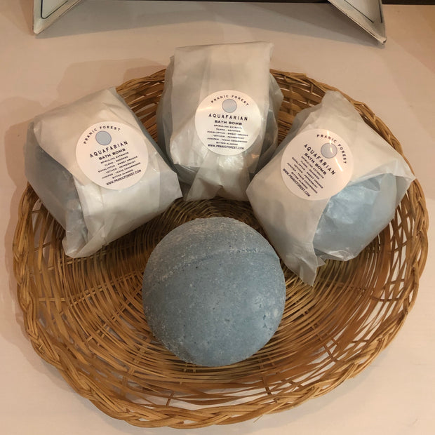 Aquafarian Luxury Bath Bomb - The Grinning Goat