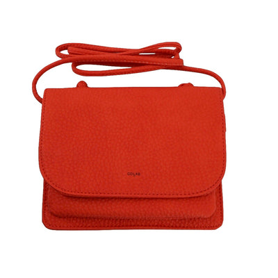Madison Carry-All Crossbody - Cayenne