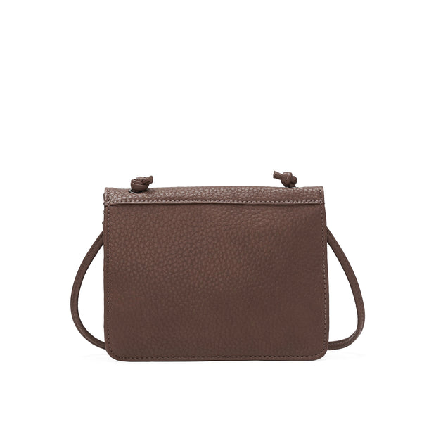 Madison Carry-All Crossbody - Oak