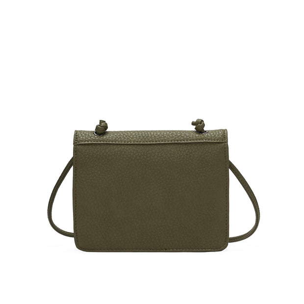 Madison Carry-All Crossbody - Leaf