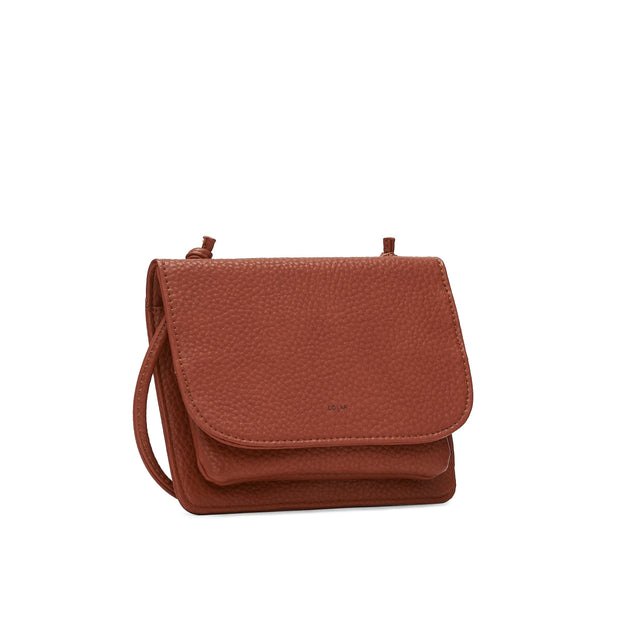 Madison Carry-All Crossbody - Pumpkin