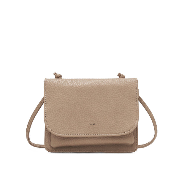 Madison Carry-All Crossbody - Dune