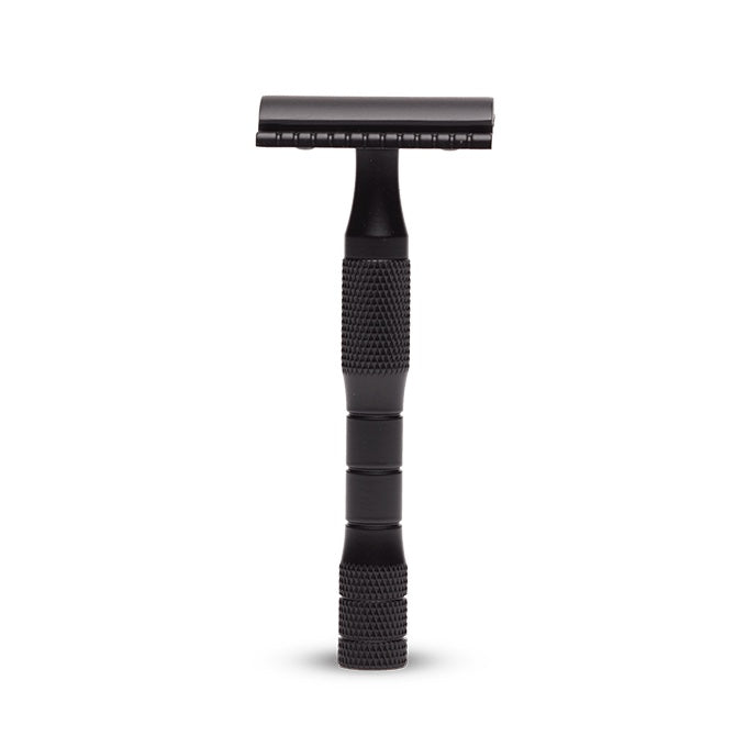 Safety Razor - Black - The Grinning Goat