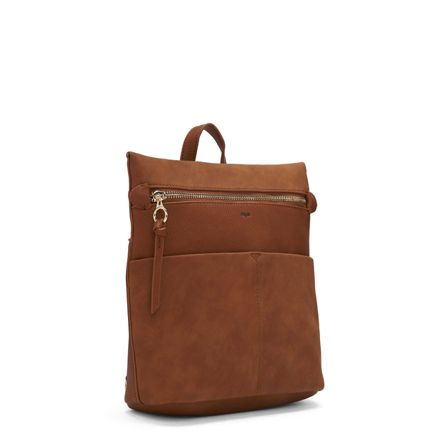 Julie Backpack - Cognac