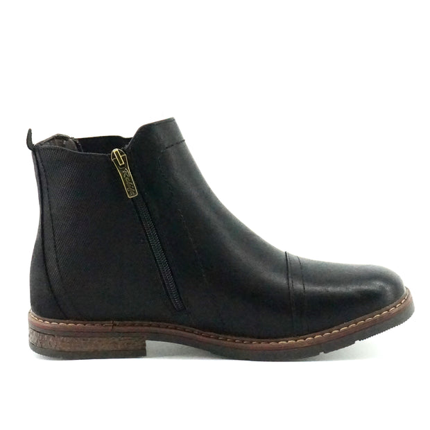 Vaughan Winter Chelsea Boot - Black
