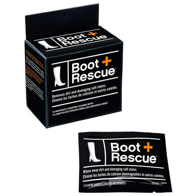 Boot Rescue Wipes - Box of 10 - The Grinning Goat