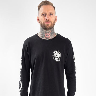 Eat Plants or Die Unisex Long Sleeve - The Grinning Goat