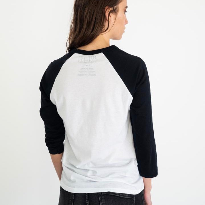 Meow Baseball Tee - The Grinning Goat