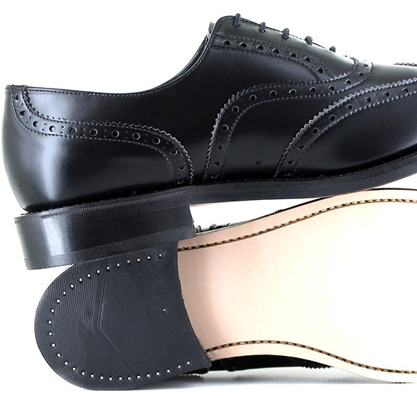 Montague Brogue - Black