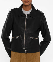 Vaughn Vegan Leather Jacket - The Grinning Goat