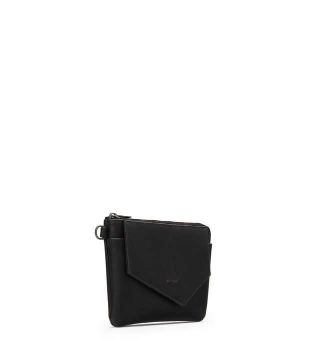 Nia Wallet - Black - The Grinning Goat