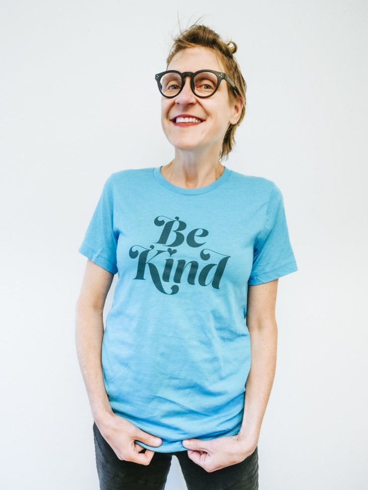 Just Be Kind Unisex Tee