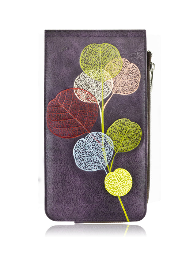 Folie Card Wallet - Purple