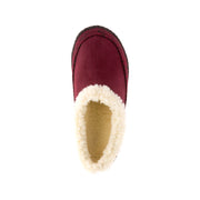 Nutmeg Slippers - Wine