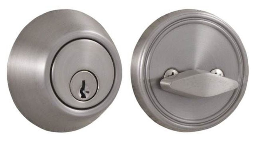 Weslock Premiere Essentials Single Cylinder Deadbolt Collection