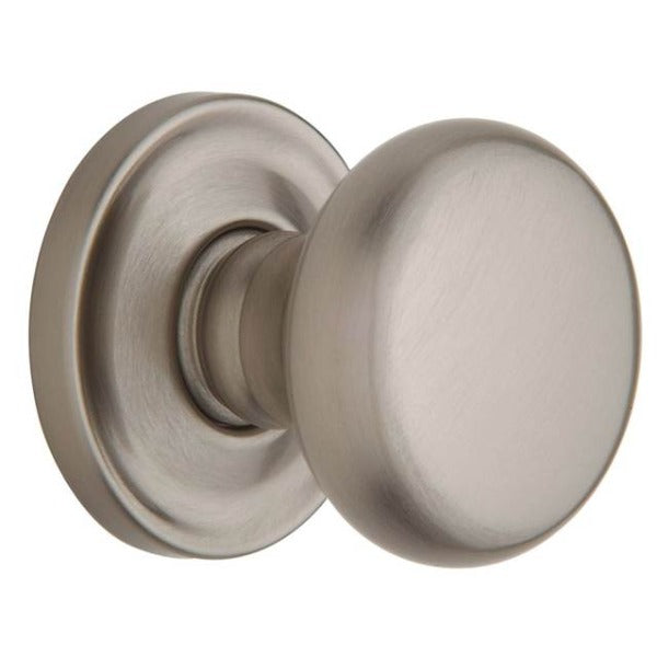 Baldwin Estate 5015 Knob with Classic Rose