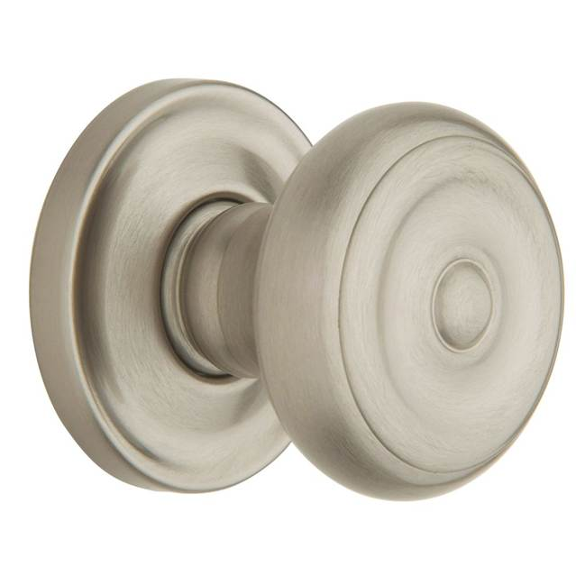 Baldwin Estate 5020 Knob with Classic Rose