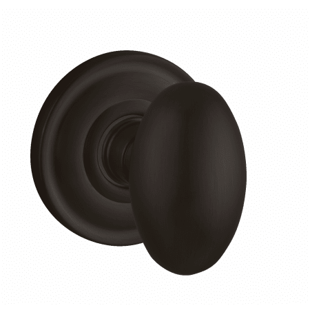 Baldwin Estate 5025 Egg Knob with Classic Rose