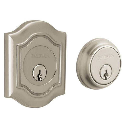 "Baldwin Estate 8238 Bethpage Double Cylinder Deadbolt 2 1/8"" Door Prep"