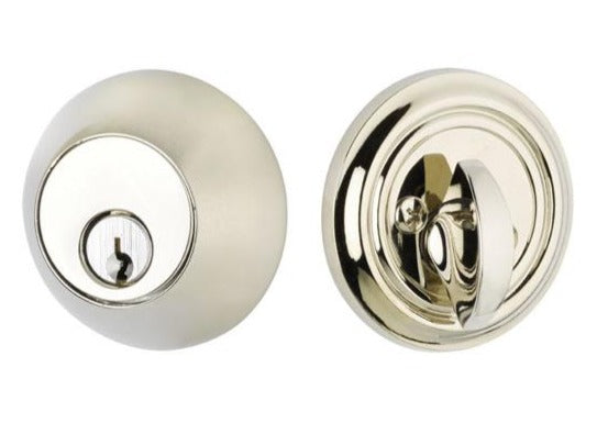 Emtek Regular Single Cylinder Deadbolt
