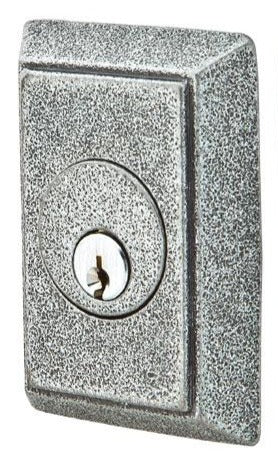 Emtek #3 Wrought Steel Double Cylinder Deadbolt