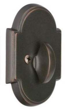 Emtek #8 Patio Single Sided Deadbolt
