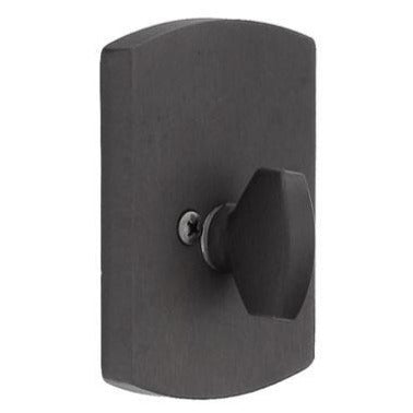 Emtek #4 Sandcast Bronze Patio Single Sided Deadbolt