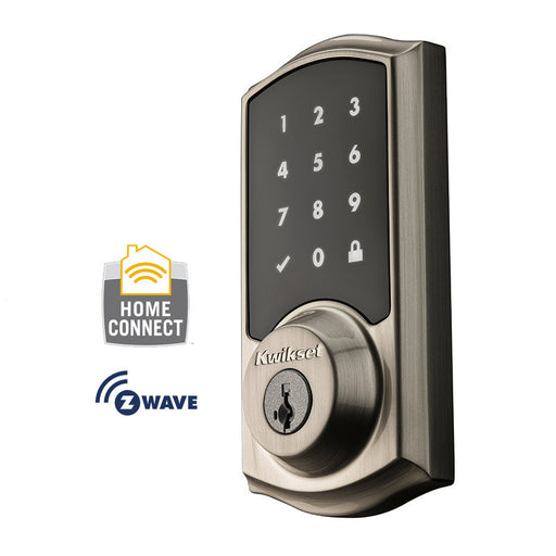 Kwikset 916 Smart Code Touchscreen with Z-Wave Technology
