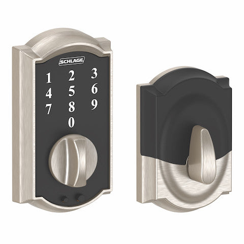 Schlage BE375 Camelot Touch Deadbolt