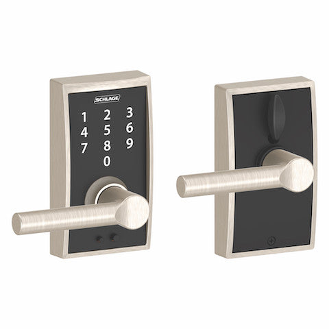 Schlage Century Touch Broadway Lever Collection