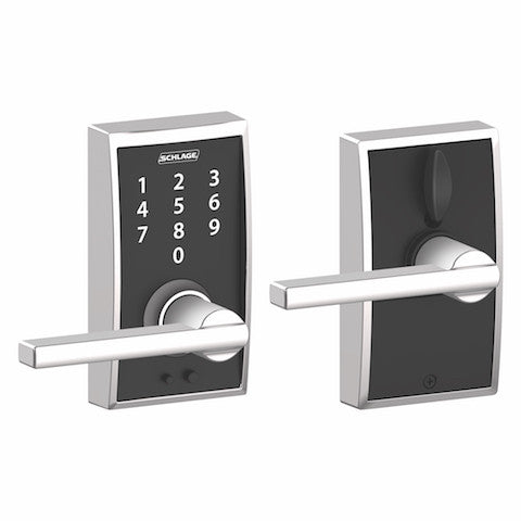 Schlage Century Touch Latitude Lever Collection