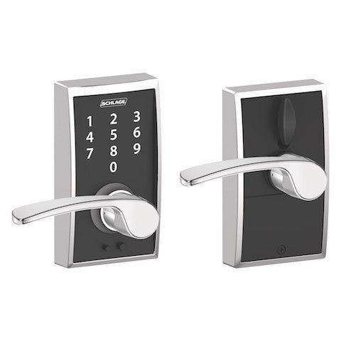 Schlage Century Touch Merano Lever Collection