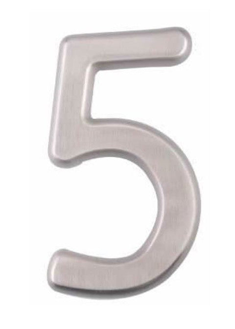 "6"" House Numbers With Concealed Screws"