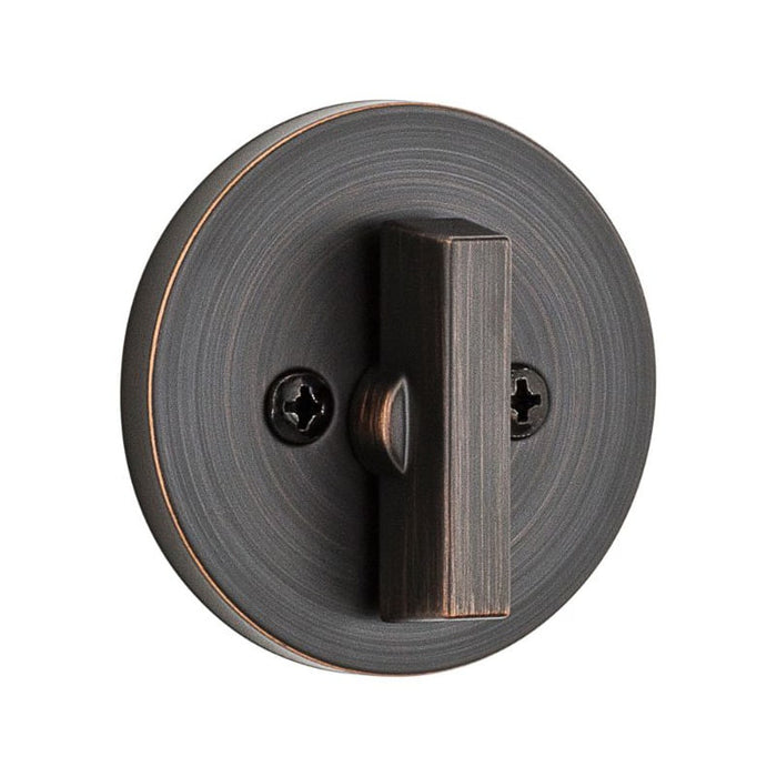 Kwikset One-Sided Contemporary Deadbolt Collection