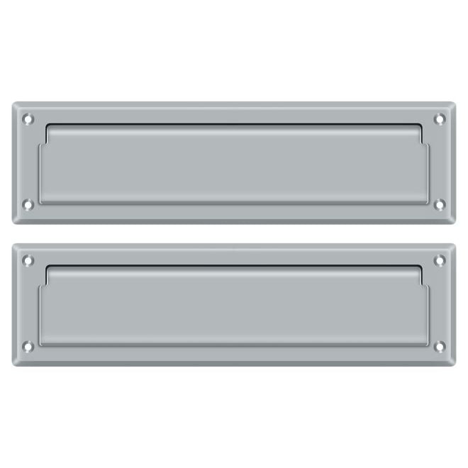 "Deltana 13 1/8"" Mail Slot with Inside Flap"