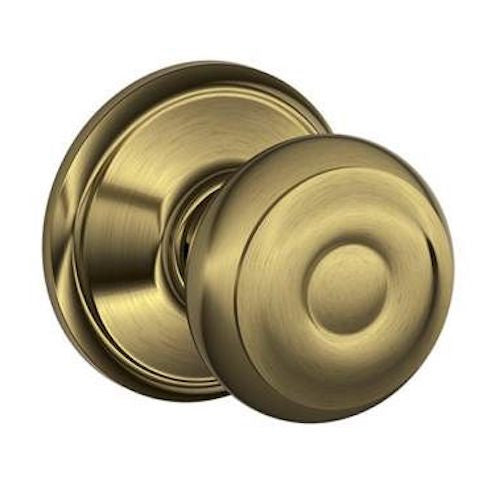 Schlage Georgian Knob Collection