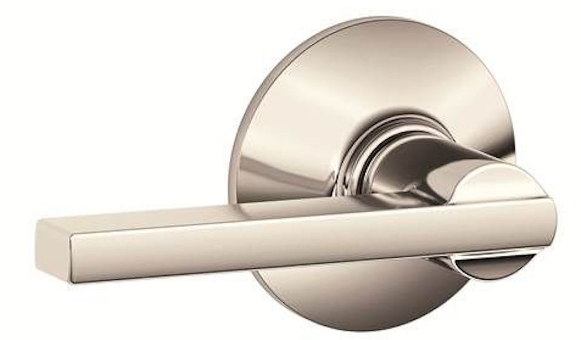 Schlage Latitude Lever Collection