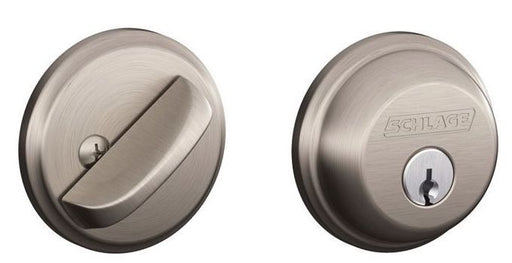Schlage B Series Single Cylinder Deadbolt Collection
