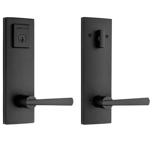 Baldwin Prestige Spyglass With Spyglass Entrance Set - Matte Black