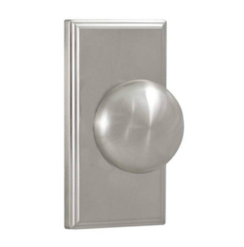 Weslock Impresa Knob With Woodward Trim Collection
