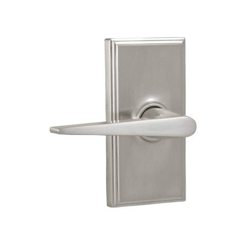Weslock Urbana Lever With Woodward Trim Collection