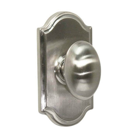 Weslock Julienne Knob With Premiere Trim Collection