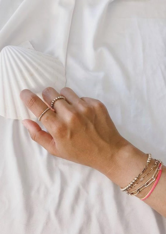 Stretch Bead Ring