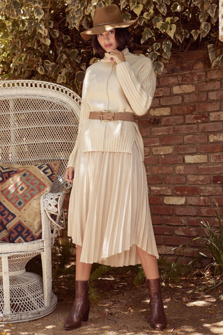 The Classic Rib Skirt by StillwaterLA