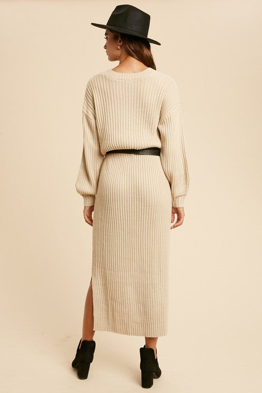 Lulu Sweater Dress