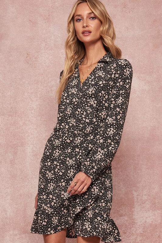 Paloma Wrap Dress